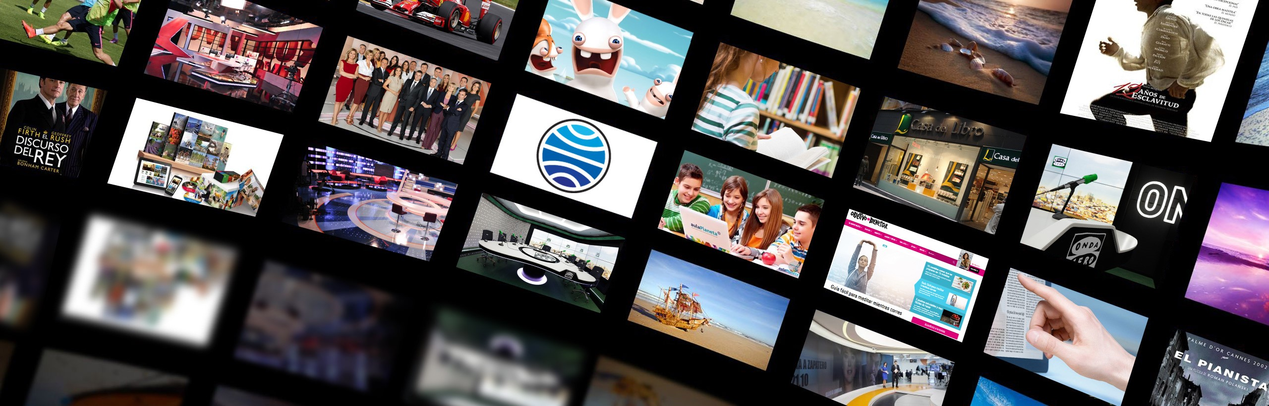 Creamos y distribuimos contenidosculturales, informativos, formativos y de entretenimiento audiovisual.
