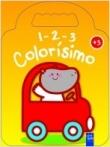 1-2-3 Colorísimo. +3 Rino
