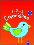 1-2-3 Colorísimo. +4 Pájaro