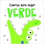 Colores para pegar. Verde