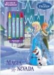 Frozen. Ceras. Magia nevada