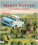 Harry Potter i la cambra secreta (edició il·lustrada)