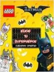 Lego Batman. Cuaderno creativo. Elige tu superhéroe