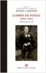 Llibres de poesia 1904-1924 (ECOC 1/1)