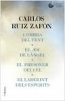 Tetralogia El Cementiri dels Llibres Oblidats (pack)